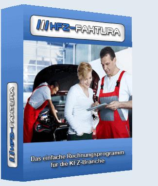Kfz Faktura Rechnungsprogramm Fur Die Kfz Betriebe Kfz Software Kfz Werkstatt Software Fahrzeughandel
